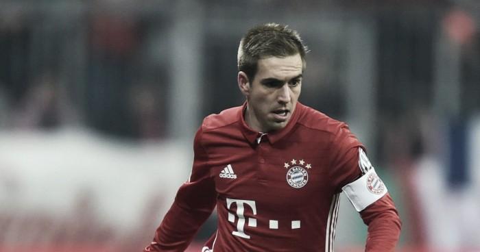 Bayern, Lahm si ritira. Ma ai piani alti...