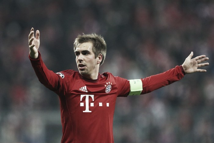 Apesar de eliminação, Lahm acredita que Bayern foi superior ao Atlético nos dois jogos