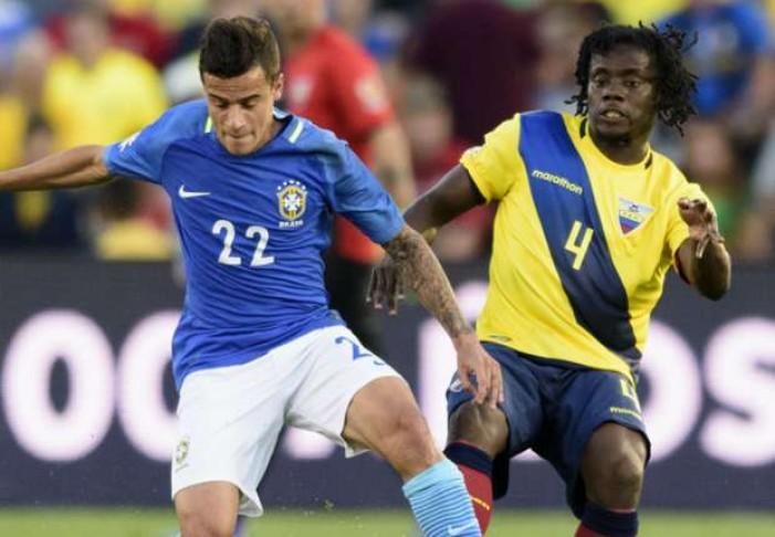 Copa America Centenario, tra Brasile ed Ecuador vince la noia: 0-0 al Rose Bowl
