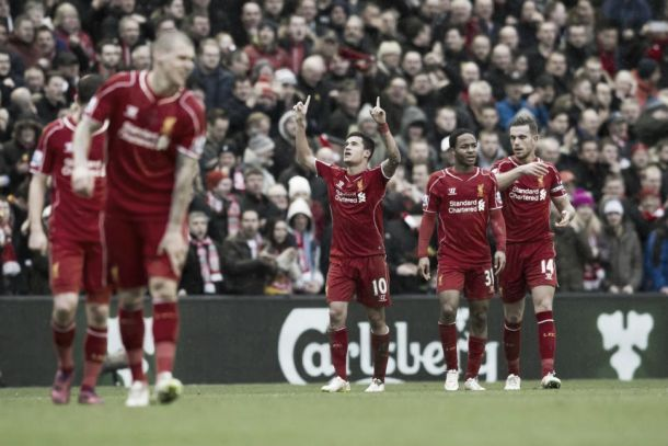 Rodgers in awe of Philippe Coutinho's skill and performances