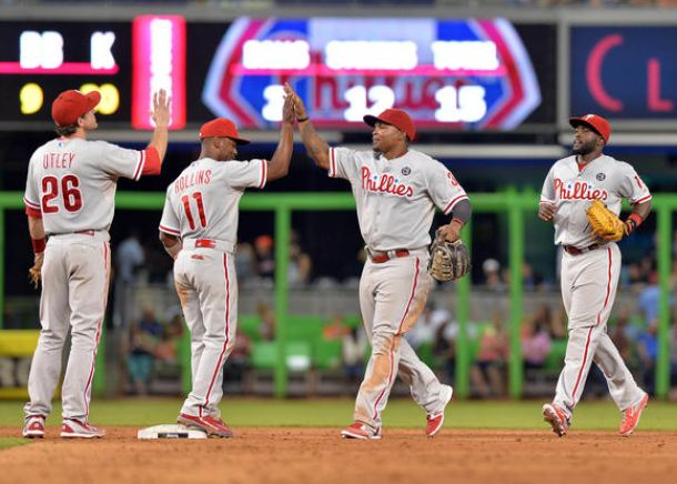 Phillies Avoid Sweep With A 5-4 Win Over The Marlins