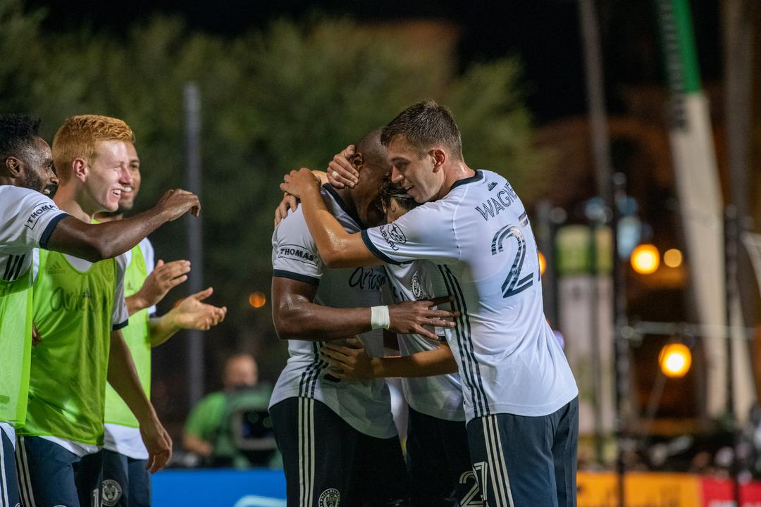 Philadelphia Union punch ticket to quarterfinals of MLS is Back Tournament