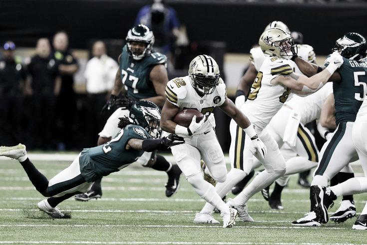 Previa Philadelphia Eagles - New Orleans Saints: duelo de experimentados