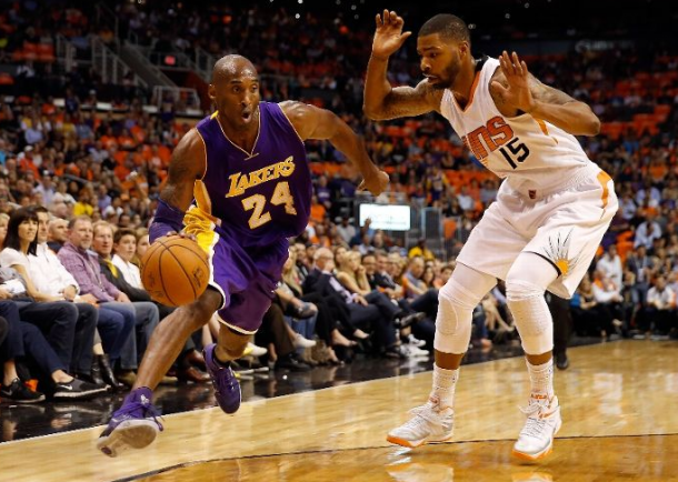 Phoenix Suns Hammer The Los Angeles Lakers 119-99