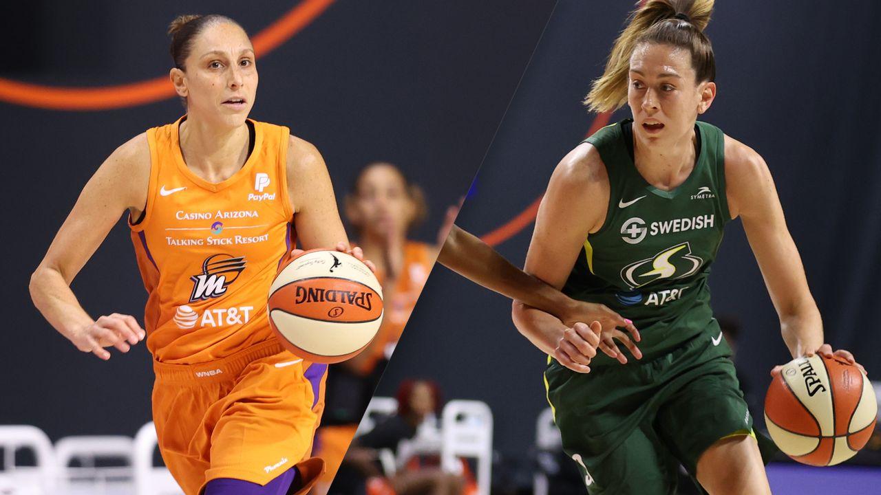 Previa de la segunda ronda de Playoffs WNBA