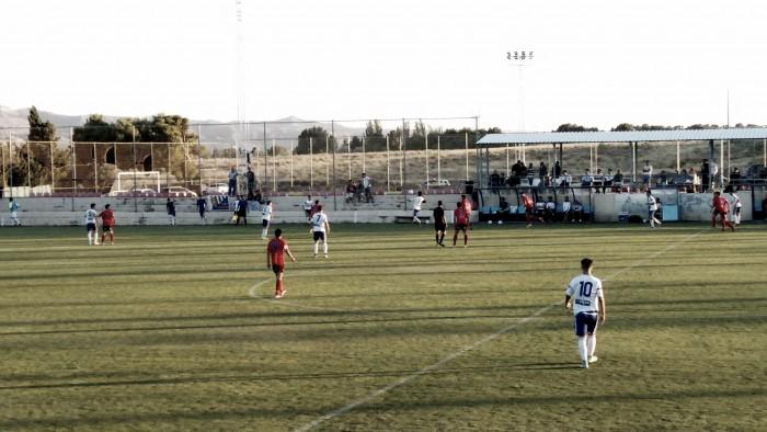 El Teruel elimina al Deportivo Aragón de la Copa RFEF