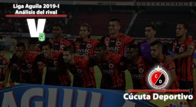 Atlético Nacional, análisis del rival: Cúcuta Deportivo