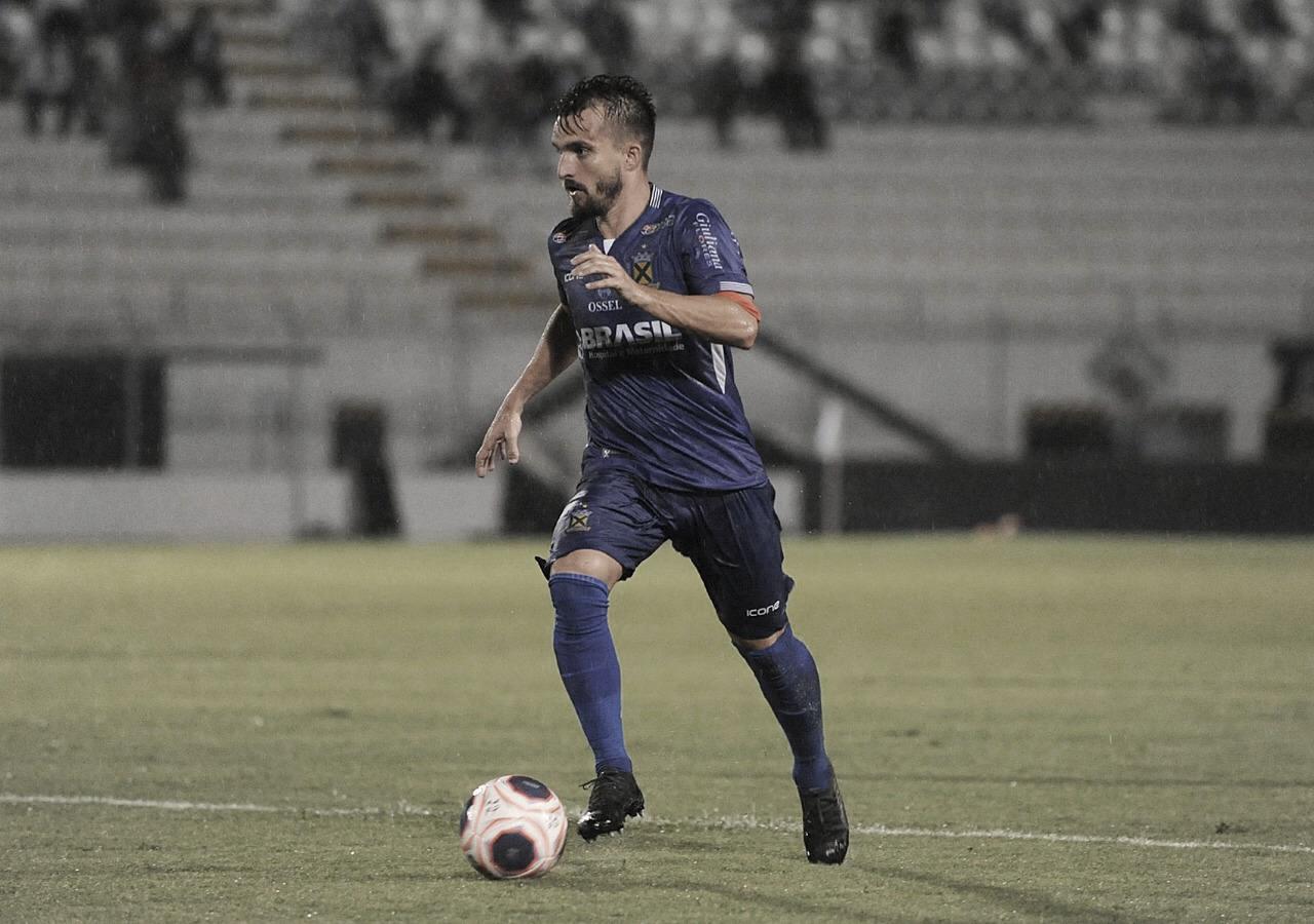 Nando Carandina destaca boa fase no Santo André e comenta expectativas para retorno do Paulistão