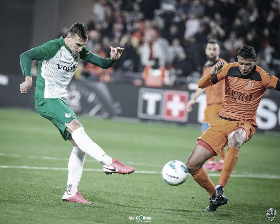 """Allyson exalta ótimo desempenho no Bnei Yehuda: """"Melhor temporada da minha carreira"""""""