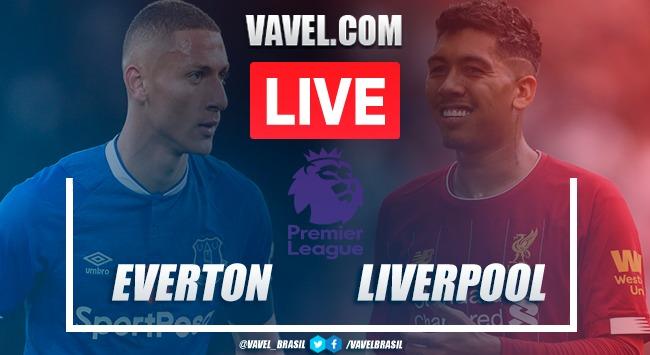 Everton vs Liverpool Live Stream and EPL scores (0-0)