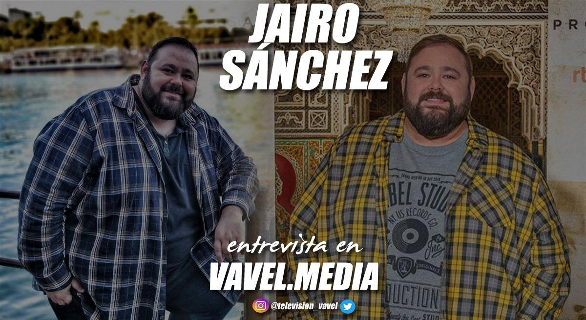 """Entrevista. Jairo Sánchez: """"No me dedico a esto por la fama, lo que quiero es trabajar."""""""