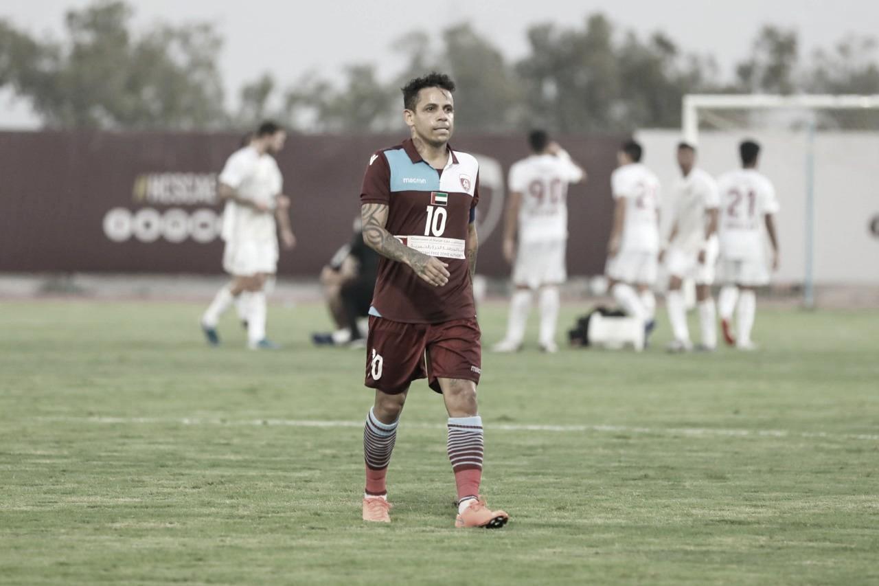 Elton acerta transferência ao Al-Hamriyah e projeta temporada vitoriosa pelo clube emiradense