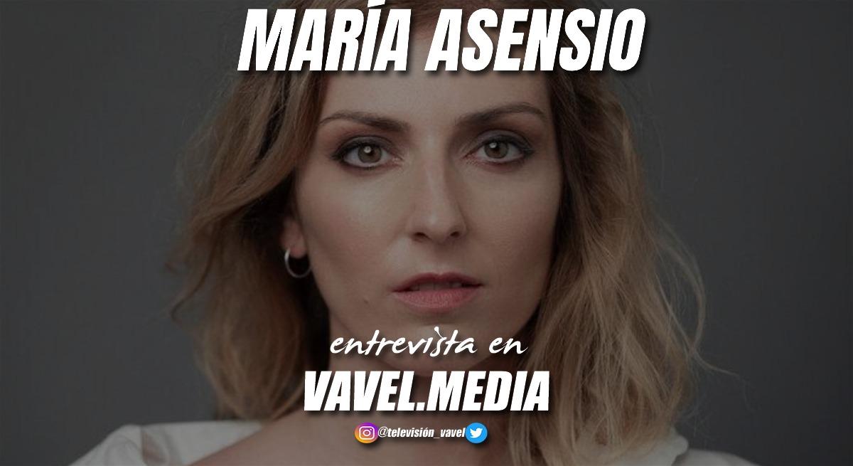 """Entrevista. María Asensio: """"Para mí un actor tiene que pisar escenario, sino se pierde una parte muy grande de ser actor, que es la que te pone frente a las cuerdas"""""""