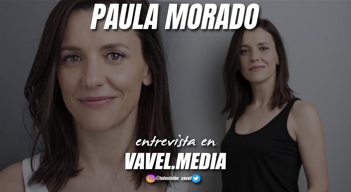 """Entrevista. Paula Morado. """"Me gustaría trabajar toda la vida como actriz, sería un lujo"""""""