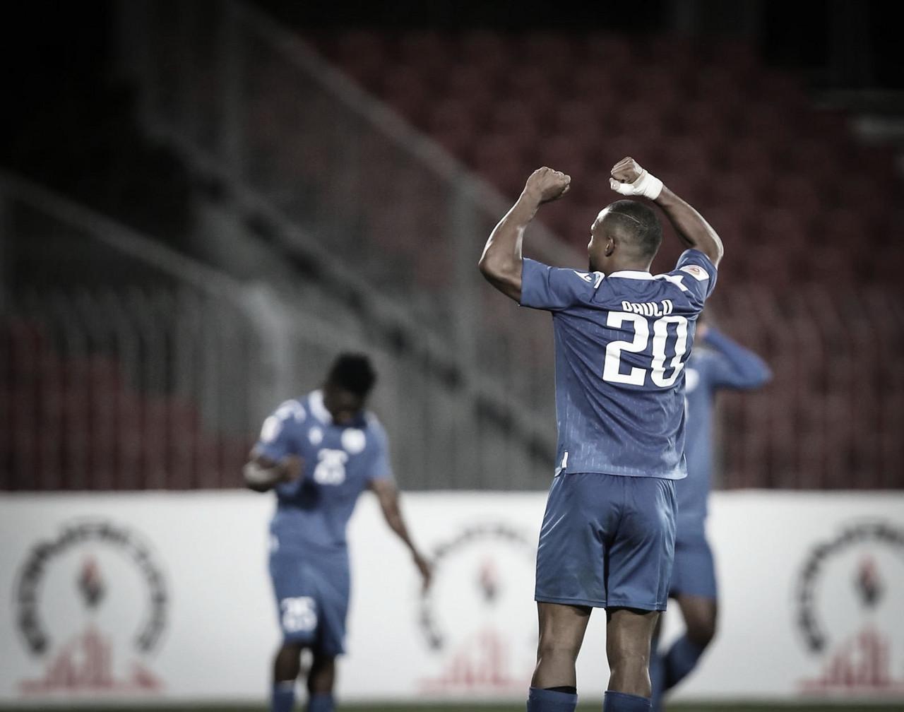 Paulo Victor elogia desempenho do Al-Hidd/BRN no início da temporada e mira topo