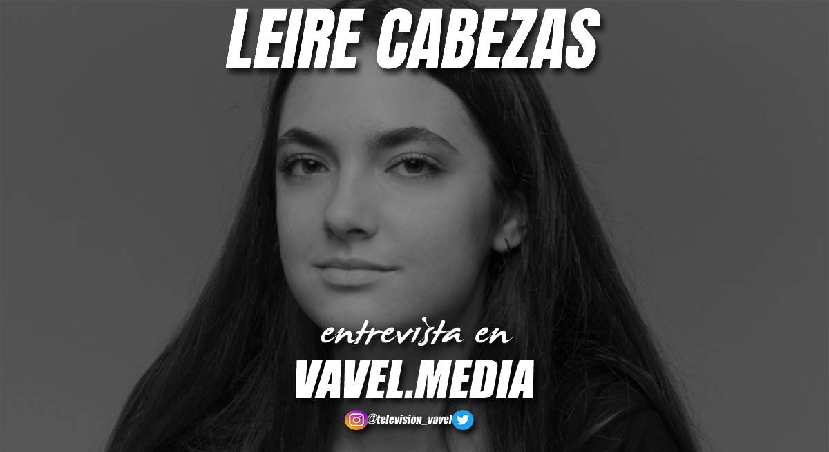 "Entrevista. Leire Cabezas: ""Me encanta poder representar a Marga porque interpretarla me permite llegar a zonas en las que yo por mi forma de ser no llegaría"""