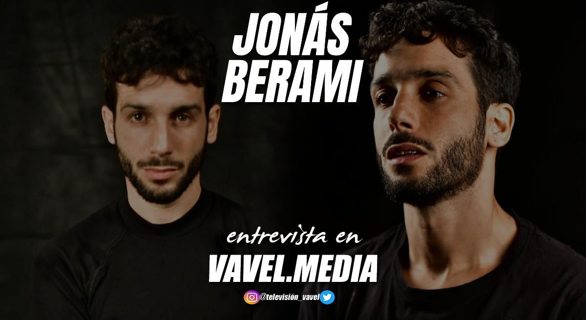 """Entrevista. Jonás Berami: """"Estoy muy feliz de la evolución de Nacho en esta tercera temporada"""""""