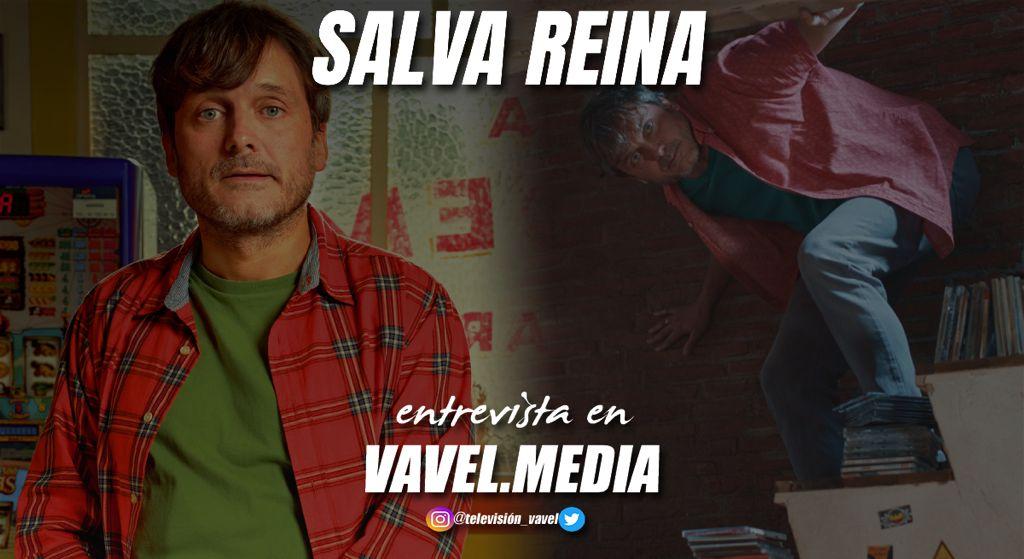 "Entrevista Salva Reina: ""Yo sabía que quería actuar, pero no fui valiente"""