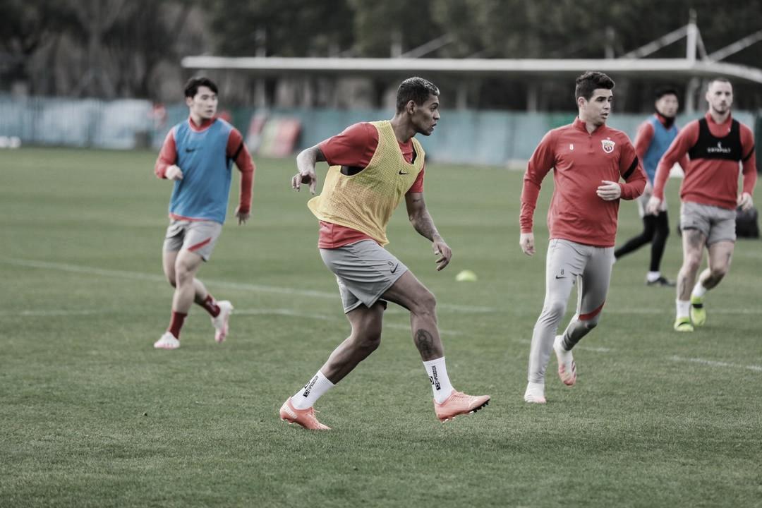 Ricardo Lopes comemora boa fase no Shanghai Port e faz boas projeções para temporada
