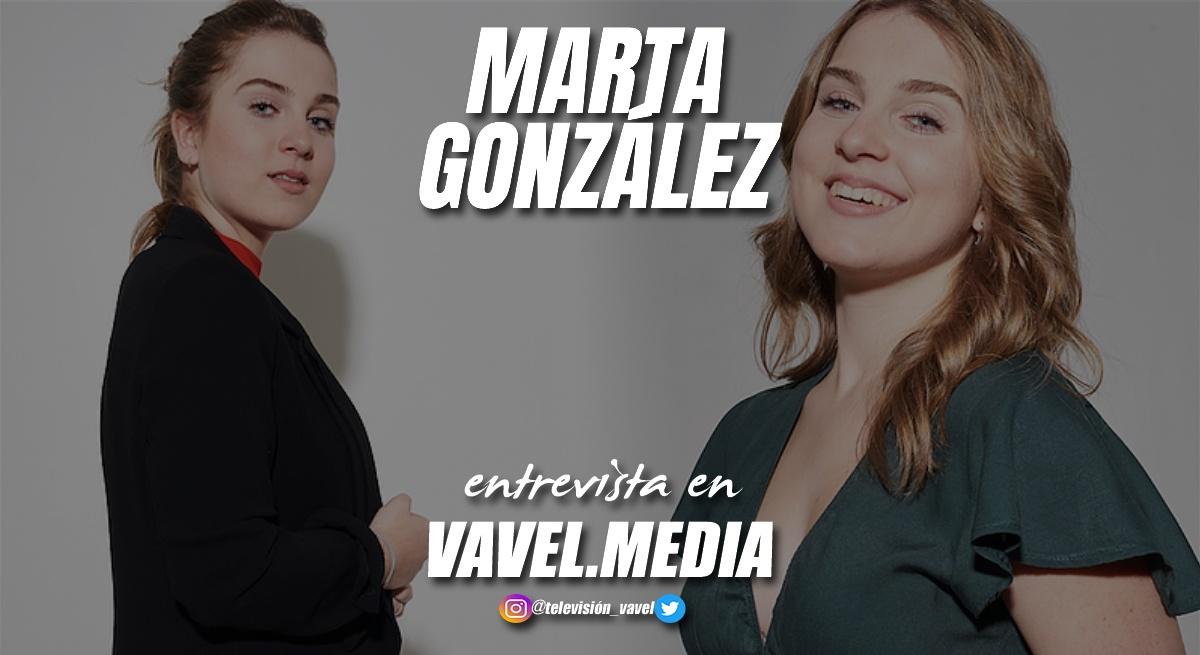 """Entrevista. Marta González: """"Mi mayor sueño es trabajar en Hollywood"""""""