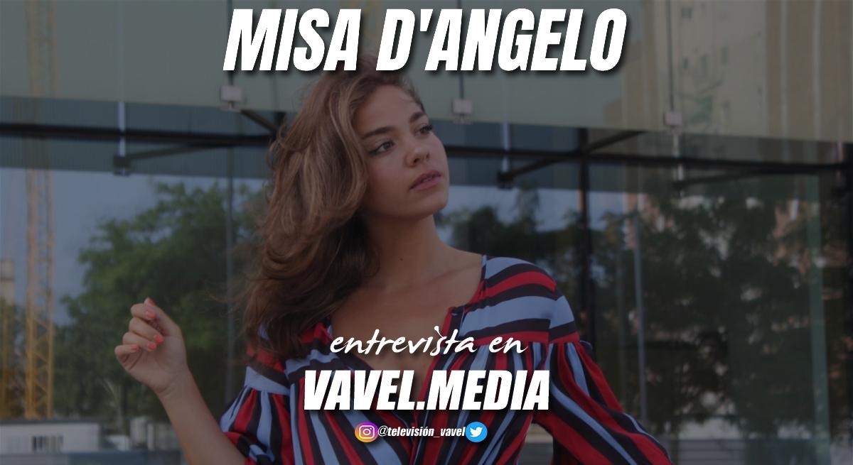 """Entrevista. Misa D'Angelo: """"Para preparar a Bianca tomé muchas referencias italianas"""""""