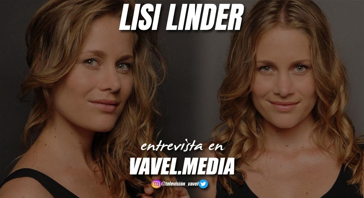 """Entrevista a Lisi Linder: """"Hacer de Monica Ramala en «Vis a Vis: el Oasis» ha sido todo un reto"""""""