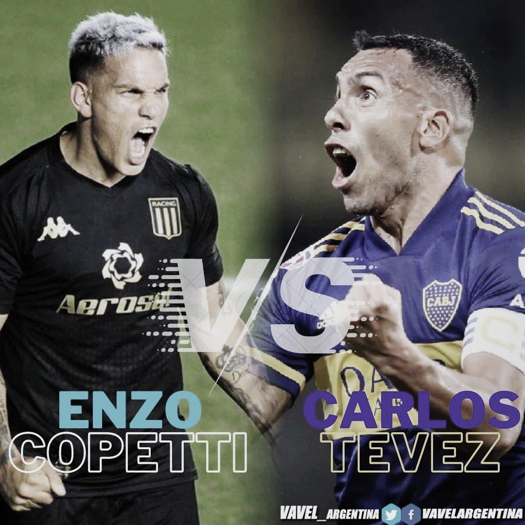 Copetti vs Tévez: ¿Quien tendrá la conquista?