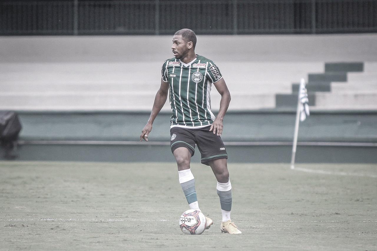 Waguininho comemora vitória do Coritiba no fim de semana e projeta próxima rodada da Série B