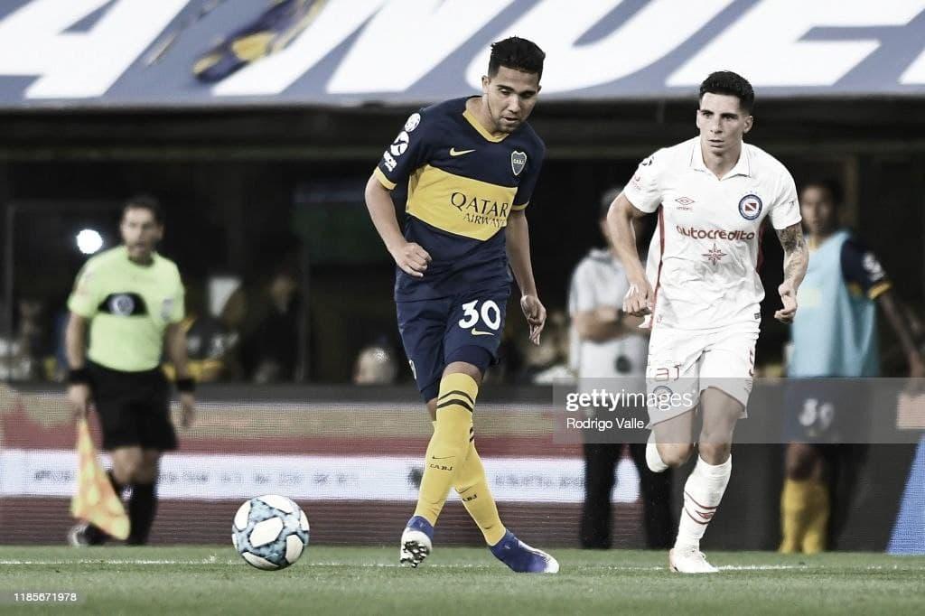 Boca enfrentará a Argentinos Juniors