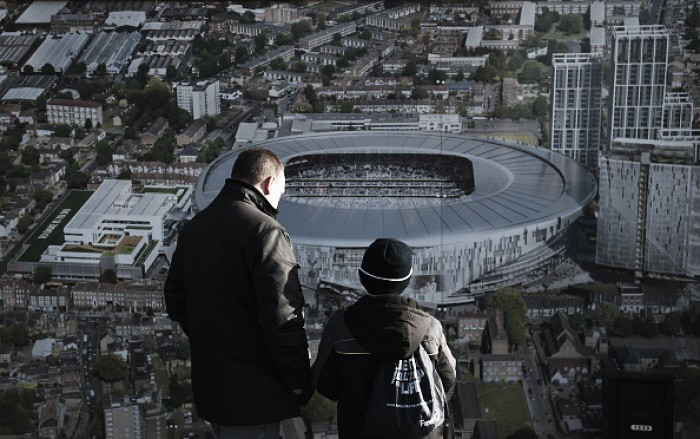 Spurs stadium plans given final thumbs up by Boris Johnson
