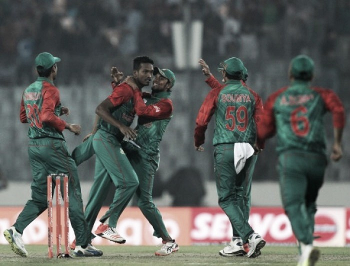 World T20: Top three performers as Bangladesh edge past Netherlands