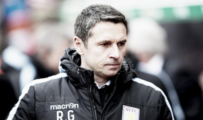 Aston Villa part company with Remi Garde