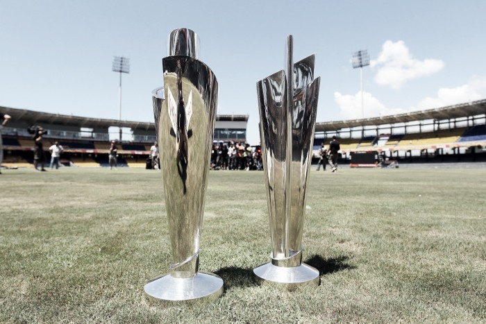 ICC World T20 semi final line-up confirmed