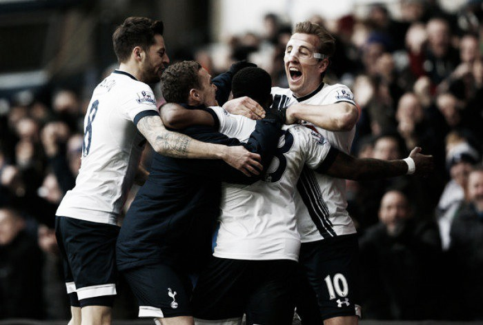 Tottenham Hotspur 2-1 Swansea City: Spurs come from behind to show title credentials