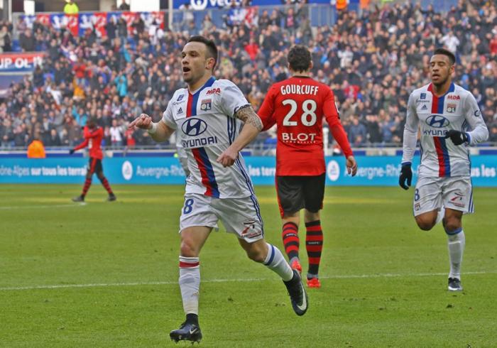 OL 1 - 0 Rennes : 3 points et c'est tout