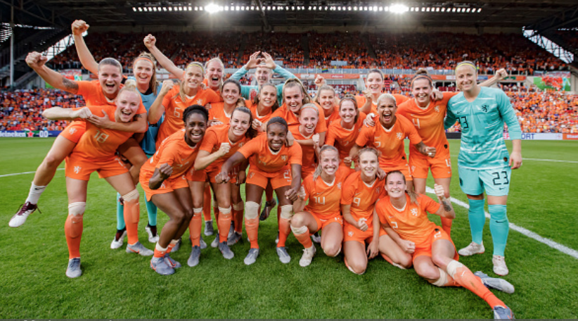 2019 FIFA Women's World Cup Preview: Netherlands