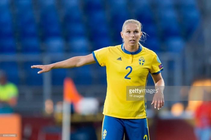 Chelsea Ladies sign Swedish star Jonna Andersson