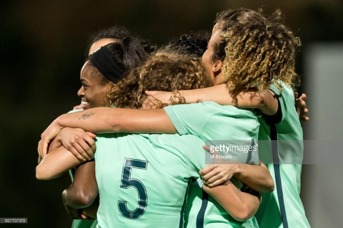 Algarve Cup 2018: Match day three Round-up
