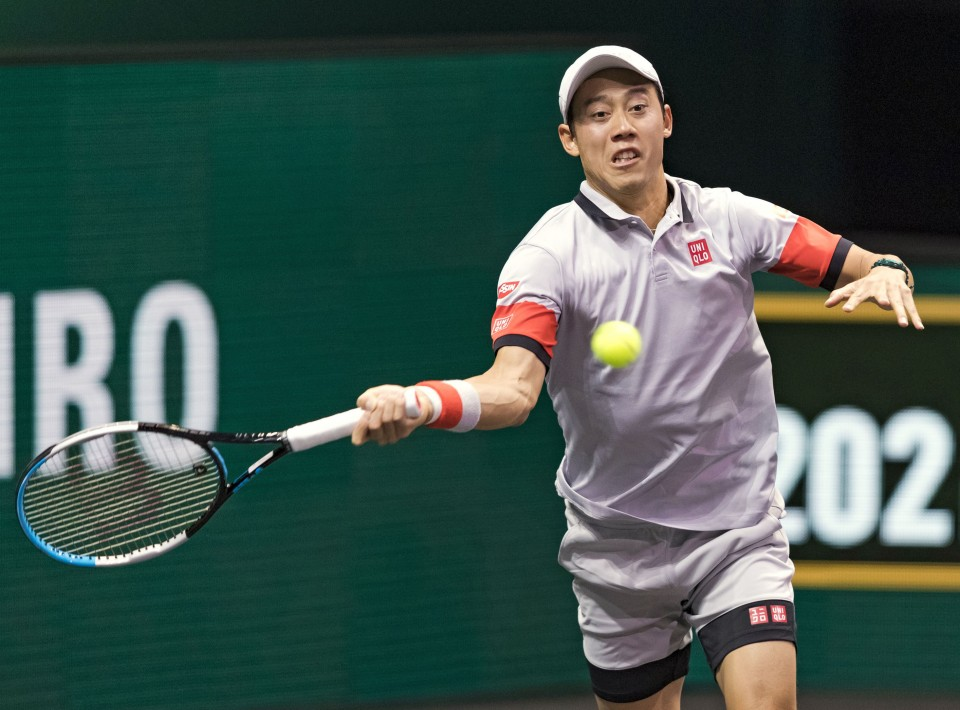 "ATP Rotterdam: Kei Nishikori ""played solid in the important moments"" against Felix Auger-Aliassime"