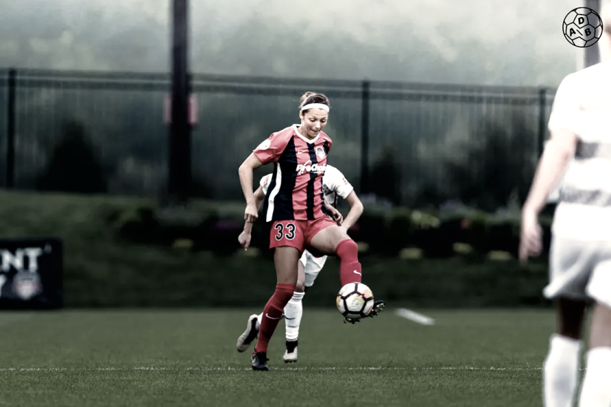 Washington Spirit find their second win of the season over Sky Blue FC in Rose Lavelle return