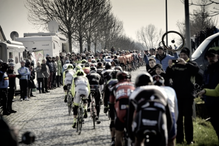 Resultado Omloop Het Nieuwsblad 2017: Greg Van Avermaet puede con Sagan y Vanmarcke