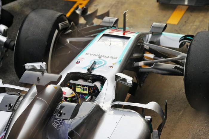 A Monza neanche le gomme fermano lo strapotere Mercedes