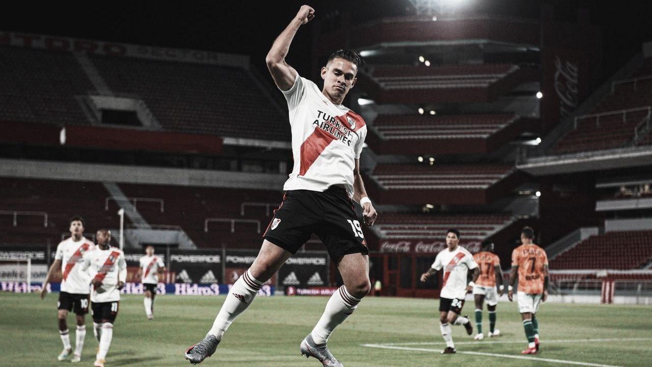 Rafael Santos Borré, entre los mejores del continente