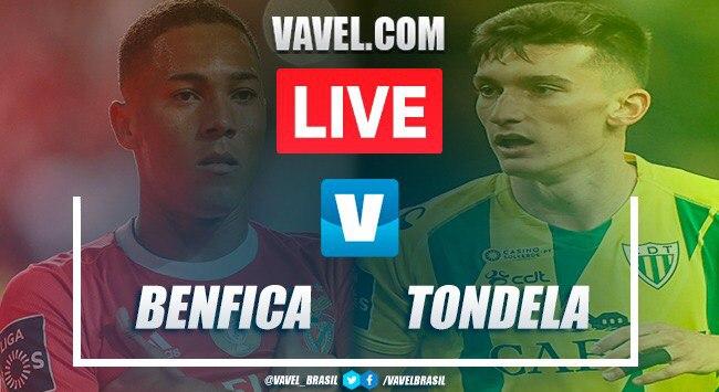 Melhores momentos de Benfica x Tondela pelo Campeonato Português (0-0)