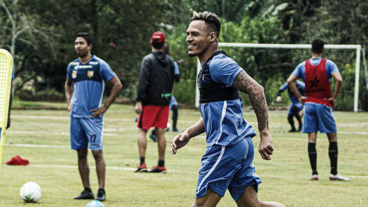 """Aldo Leao Ramírez: """"Este plantel tiene grandes jugadores"""""""