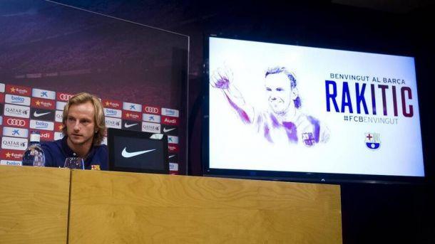 """Rakitic: """"Il sì al Barcellona importante come quello al mio matrimonio"""""""