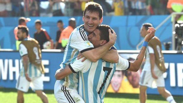 Decide Di Maria, Argentina all'ultimo respiro
