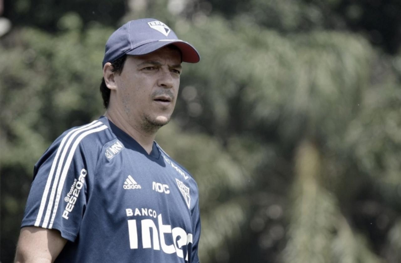 Diniz lamenta derrota e fala sobre pressão por vaga direta na Libertadores