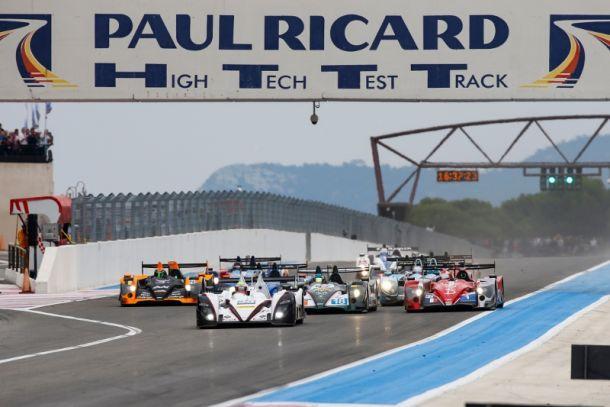 Equipes se preparam para o European Le Mans Series