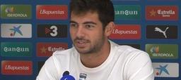 "Jordi Amat: ""No me planteo irme"""